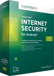 Kaspersky Internet Security for Android (2 Device, 2 Year) KL1091OCBDS