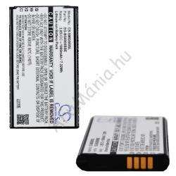 Utángyártott Samsung Li-Ion 2300 mAh EG-BG8000BBE