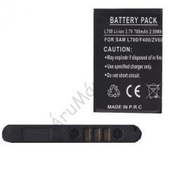 Utángyártott Samsung Li-Ion 1000 mAh AB463651BEC