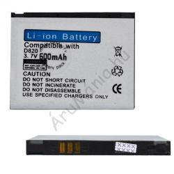 Utángyártott Samsung Li-Ion 600 mAh BST4048BEC
