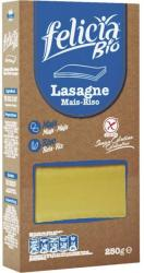 Felicia Bio Gluténmentes  Kukorica-rizs Lasagne tészta 250g