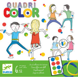 DJECO Quadri Color