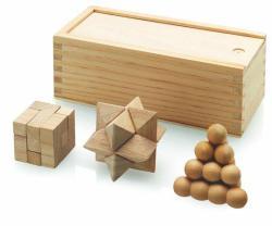 3 db-os fa-fejtörő (RA0443)