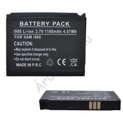 Utángyártott Samsung LI-Ion 1100 mAh AB653850CEC
