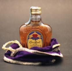 Crown Royal Whiskey 0,05L 40%