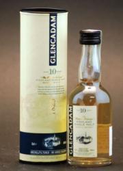 Glencadam 10 Years Whiskey 0,05L 46%