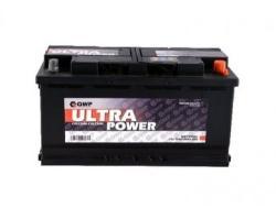 Ultra Power 91Ah 740A Jobb+ WEP5910