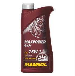 MANNOL Maxpower 4x4 75W-140 GL5 (1L)