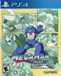 Capcom Mega Man Legacy Collection (PS4)
