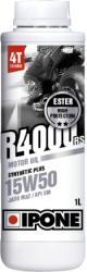 IPONE R4000 RS 15W50 4T (4L)