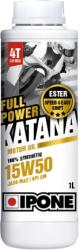 IPONE Full Power Katana 15W50 4T (4L)