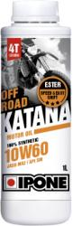 IPONE Off Road Katana 10W60 4T (4L)