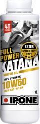 IPONE Full Power Katana 10W60 4T (4L)