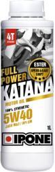 IPONE Full Power Katana 5W40 4T (4L)