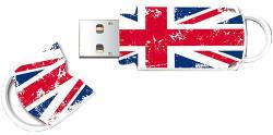 Integral Xpression Union Jack 32GB USB 2.0 INFD32GBXPRUNIONJ