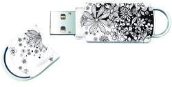 Integral Xpression Flower 32GB USB 2.0 INFD32GBXPRFLO