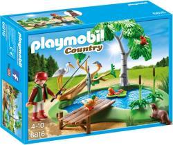 Playmobil Country - Horgásztó (6816)