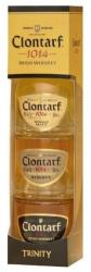 Clontarf Irish Trinity Whiskey Pack 3x0,05L 40%