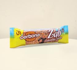 Cerbona Csokoládés Zabszelet 50g