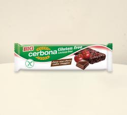 Cerbona Meggy Csoki Gluténmentes Szelet 35g