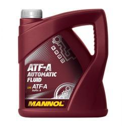 MANNOL ATF-A Automatic Fluid (4L)