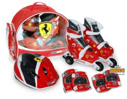 SAICA Ferrari 31-34 (8384)