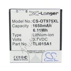 Utángyártott Vodafone Li-Ion 1650 mAh TLi015A1
