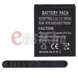 Utángyártott HTC LI-Ion 1000 mAh BA S460