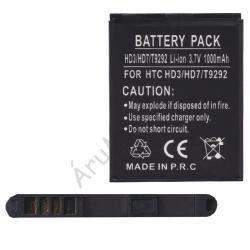 Utángyártott HTC LI-Ion 1300 mAh BA S460