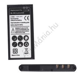 Utángyártott Nokia LI-Ion 1600 mAh BL-5H