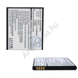 Utángyártott Huawei LI-Ion 1600 mAh HB5V1