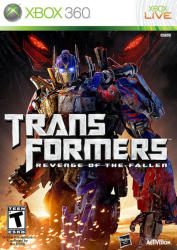 Activision Transformers 2 Revenge of the Fallen (Xbox 360)