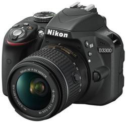 Nikon D3300 + AF-P 18-55mm VR