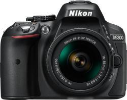 Nikon D5300 + AF-P 18-55mm VR