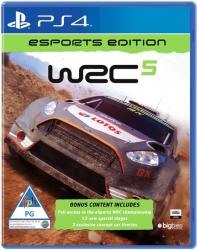 Bigben Interactive WRC 5 World Rally Championship [Esports Edition] (PS4)