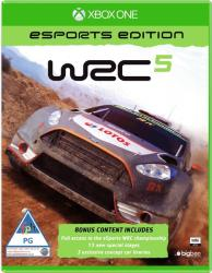 Bigben Interactive WRC 5 World Rally Championship [Esports Edition] (Xbox One)