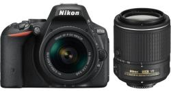 Nikon D5500 +AF-P 18-55mm VR II +55-200mm VR II