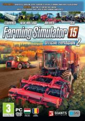 Focus Home Interactive Farming Simulator 15 Official Expansion 2 (PC)