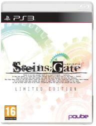 PQube Stein's Gate [Limited Edition] (PS3)