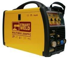 Smart Weld MULTIMIG 200