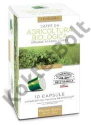 Compagnia dell' Arabica Caffé Da Agricoltura Biologica (10x 5.2g)