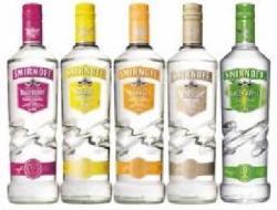 SMIRNOFF Twist Lime Vodka (0.7L)