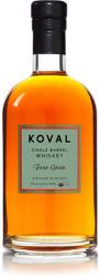 KOVAL Four Grain Whiskey 0,05L 47%