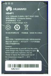 Huawei Li-Ion 1500mAh HB4F1