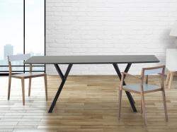 Beliani Lisala étkezőasztal 180cm