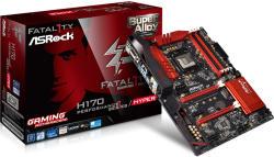 ASRock Fatal1ty H170 Performance/Hyper