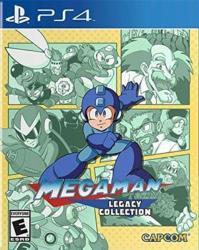 Capcom Mega Man Legacy Collection (PS4)
