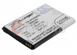 Utángyártott Acer LI-Ion 1400 mAh BAT-311