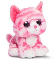 Aurora Candies - Milly, a rózsaszín cica 18cm