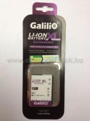 Utángyártott BlackBerry Li-Ion 1600 mAh DX-1